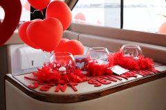İzmir Yat Kiralama Yatta Evlenme Teklifi