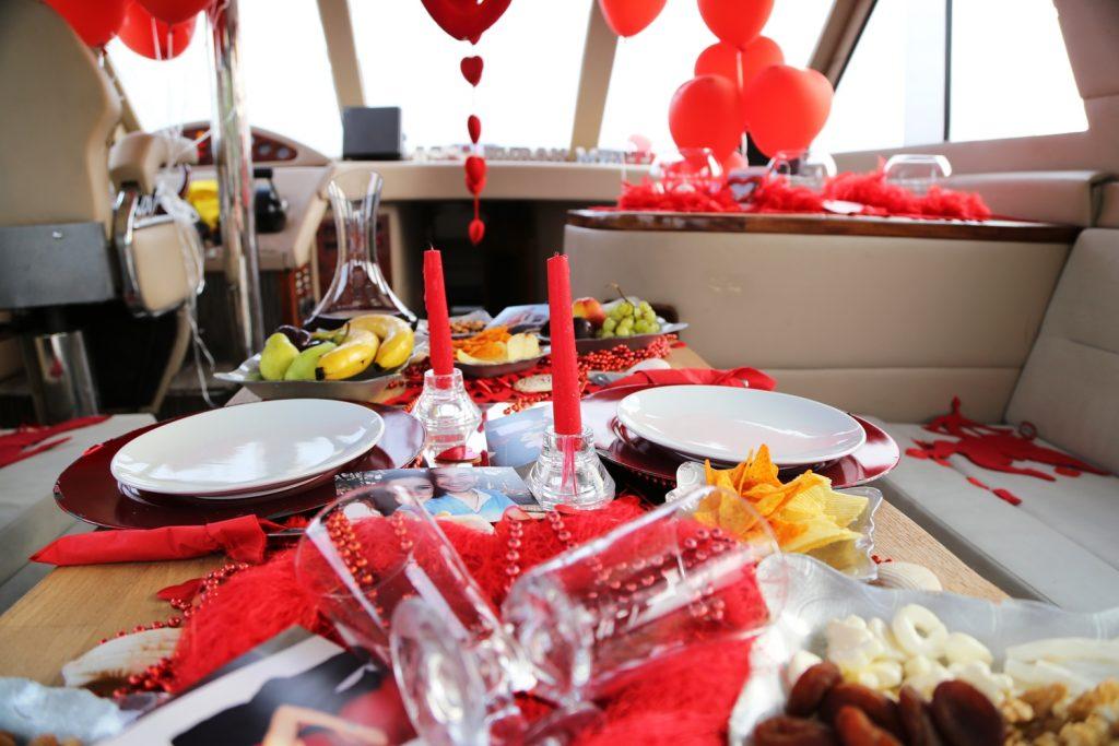 Yatta Evlenme Teklifi Organizasyonu Mutluluk Teknesi