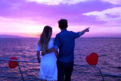 Saatlik Tekne Kiralama Teknede Evlilik Teklifi