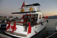 Saatlik Tekne Kiralama Mutluluk Teknesi