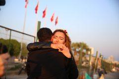 Körfezde Teknede Evlilik Teklifi Organizasyonu